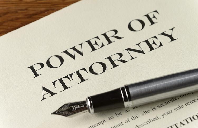 MOJ refund scheme for powers of attorney