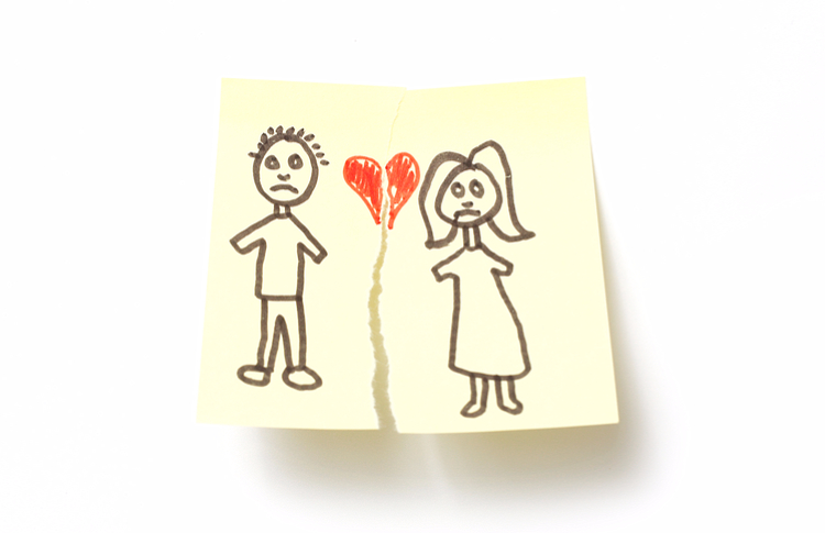 No-Fault Divorce – Could this be the solution to an amicable break-up?