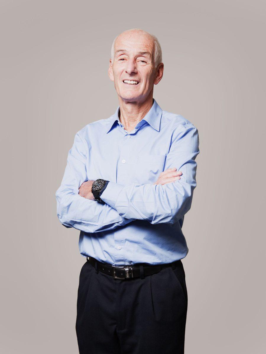Mincoffs Senior Partner celebrates 45 years at the firm
