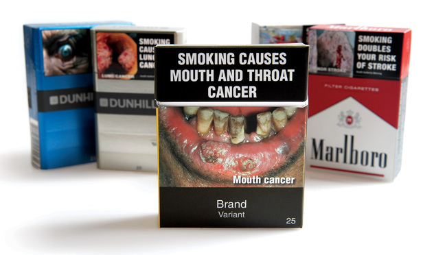 UK passes law enforcing plain packaging for Tobacco products