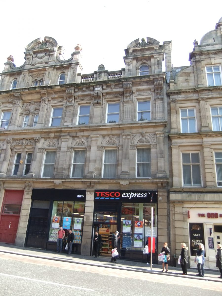 Mincoffs help Lugano secure alcohol license for Tesco Express