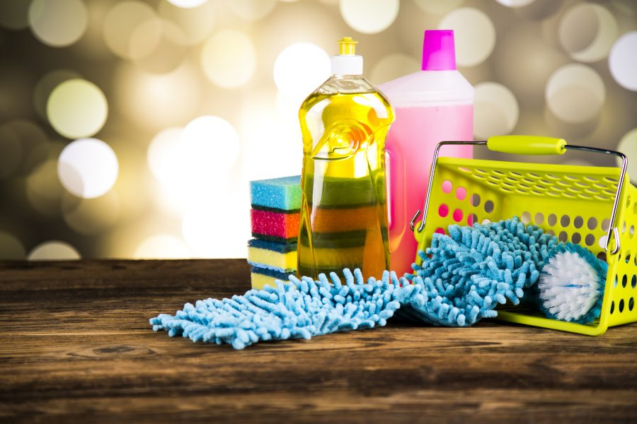 Time for a Spring clean? Don't forget about your affairs!