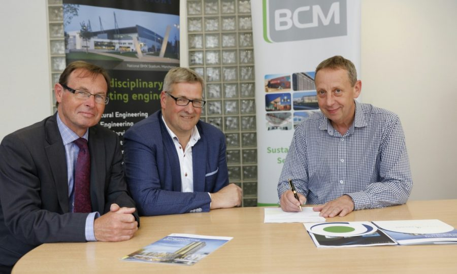 Newcastle engineering firm Patrick Parsons acquire Manchester-based BCM