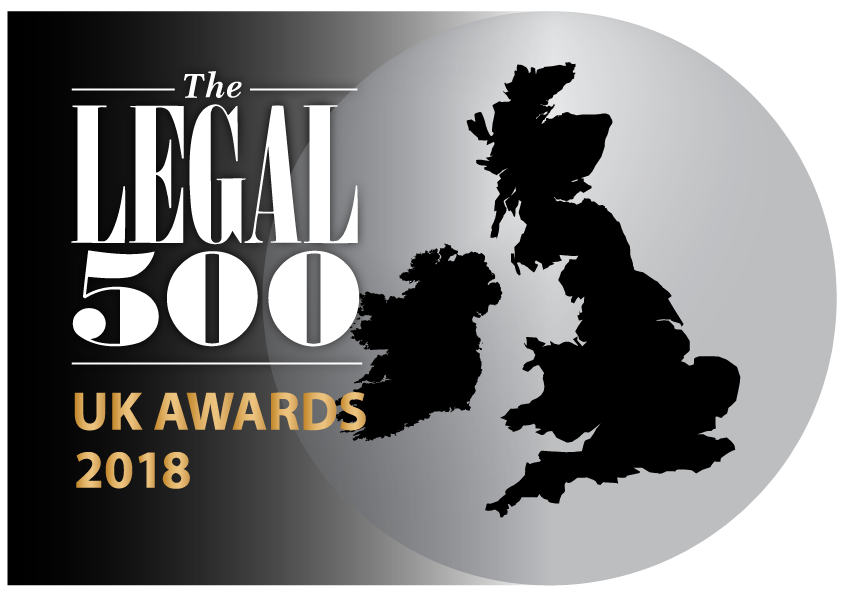 Mincoffs shortlisted in Legal 500 Awards 2018