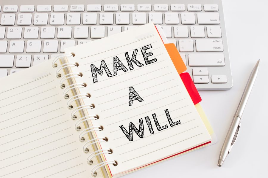 Protect those around you by preparing a Will