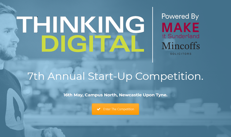 Mincoffs sponsor Thinking Digital Startup Competition