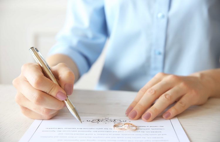 Should I Consider a Pre-nuptial Agreement?